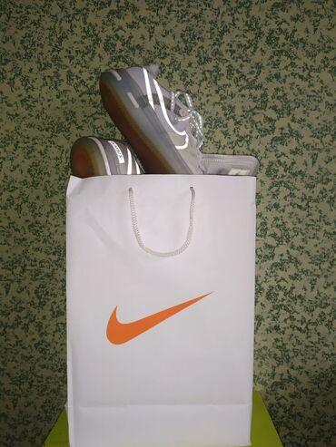 """спортивные диски в Кыргызстан: Продается Nike air force low react """"Light Bone"""" 39 размерВ идеальном"""