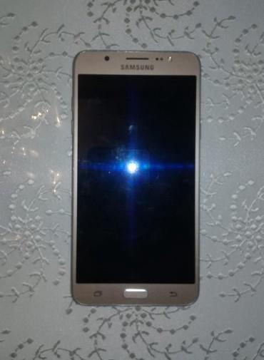 Samsung-galaxy-j7-2016 - Азербайджан: Б/у Samsung Galaxy J7 2016 16 ГБ Золотой