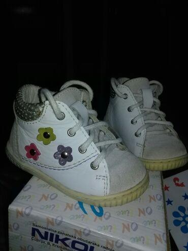 Dečije Cipele i Čizme - Pozega: Patike kožne broj 20