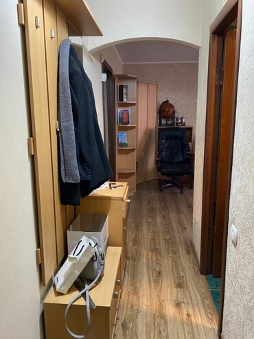 3 х комнатная квартира в бишкеке в Кыргызстан: Продается квартира: 2 комнаты, 46 кв. м