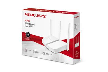 modem router tp link в Кыргызстан: Wi-Fi роутер Новый 3 антенны Mercusys MW305R для кабельного