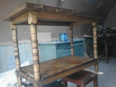 Продаю и изготавливаю: столы,табуреты,скамейки,лавки и т,д, материал с