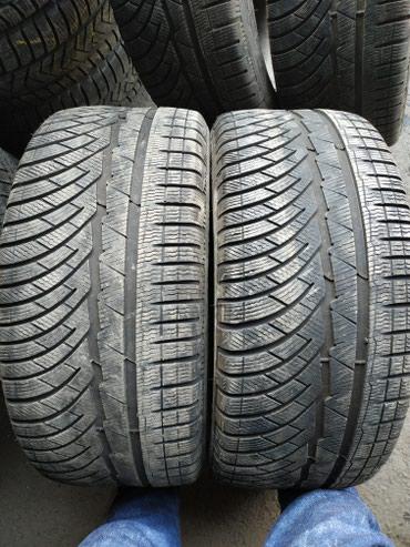 245/40/18 Michelin пара. Состояние 70% 2017 год. в Бишкек