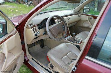 Mercedes-Benz E 200 2 l. 2001 | 380000 km