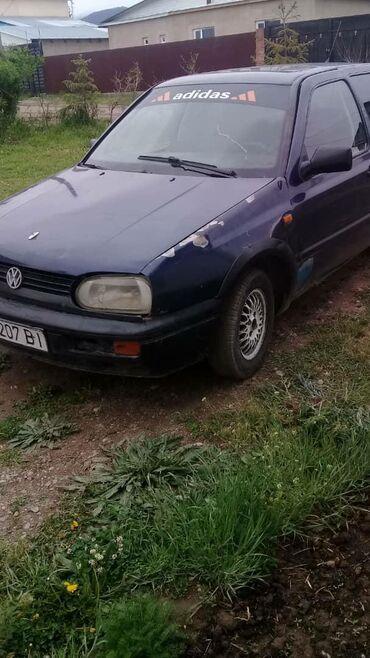 Volkswagen в Балыкчы: Volkswagen Golf R 1.6 л. 1993 | 15 км