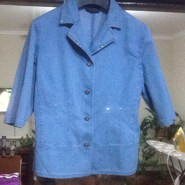 слипоны женские на тонкой подошве в Кыргызстан: Продаю жакет из тонкой джинсы. Состояние идеальное. Все камушки на