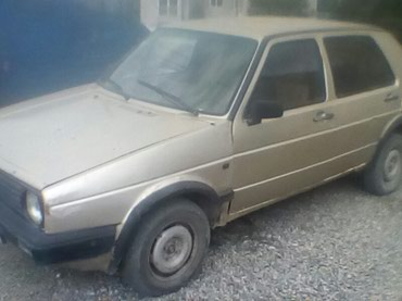 Volkswagen Golf V 1987 в Бишкек
