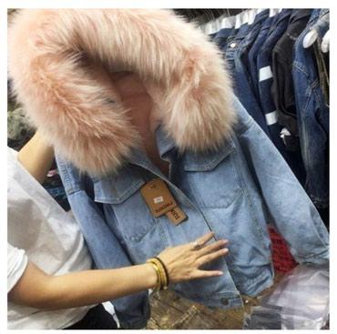 Джинсовые куртки утепленные только на в Бишкек
