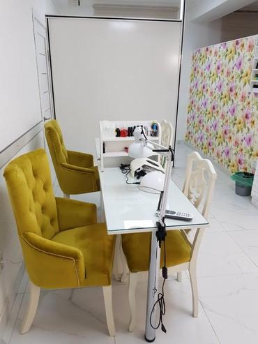 Аренда коммерческой недвижимости в Кыргызстан: Сдаю маникюрный стол мастеру со СВОИМИ КЛИЕНТАМИ. Место НЕ проходимое