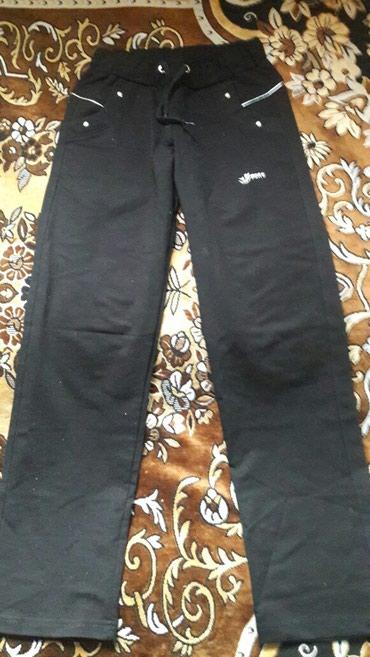 Продаю новые спортивные штаны подойдет на девочку 9-11лет в Бишкек