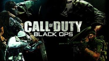 """Bakı şəhərində """"Call of Duty: Black Ops - 1"""" Игра для PS3"""