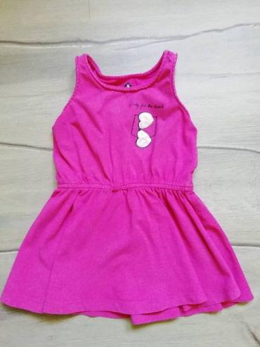 Z haljina za devojcice,boja je ciklama nije toliko jarko roze - Belgrade