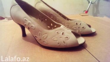 Sumqayıt şəhərində Размеры 36,38,39  Rheinberger Комфортабельная обувь. Натуральная кожа.