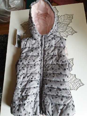 Ostala dečija odeća | Arandjelovac: Terranova prsluk kao nov malo nosen vel 10/11,vodite se merama Duzina