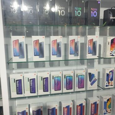 square-box-xiaomi в Азербайджан: Новый Xiaomi Redmi Note 9S 64 ГБ