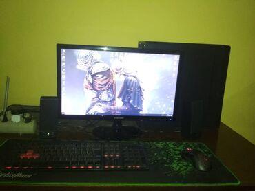 настольный компьютер в Кыргызстан: Характеристики ПК: Корпус: Winstar Процессор: Intel: i3 6100 Видеокарт