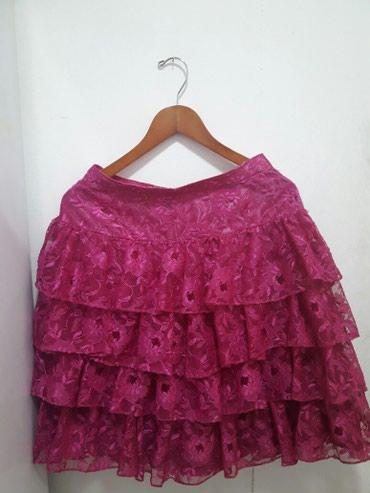Prelepa suknjica na riseve od cipke - Novi Pazar
