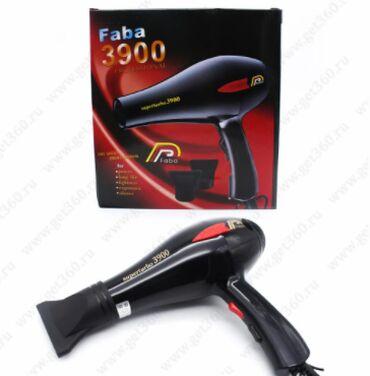 Фен для волос FABA 3900  Вашему вниманию представлен профессиональный