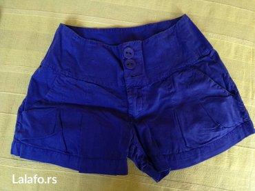 Pantalonice u indigo ljubicastoj boji - Smederevo