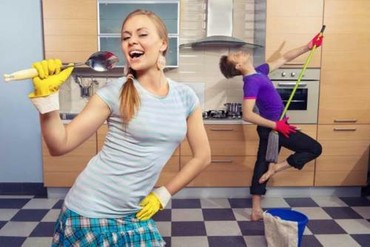 Предлагаю услуги по уборке домов, квартирпомещений поддерживающая