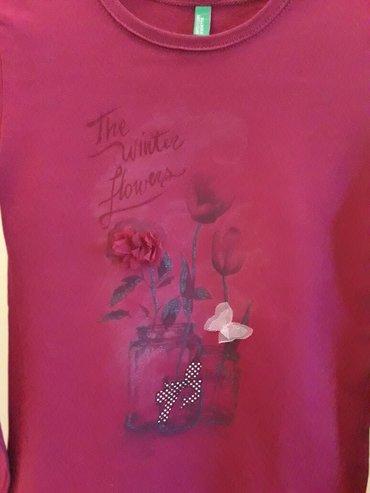 Benetton majica za devojcice,velicina 130 -pogledajte moj nalog- - Beograd - slika 3