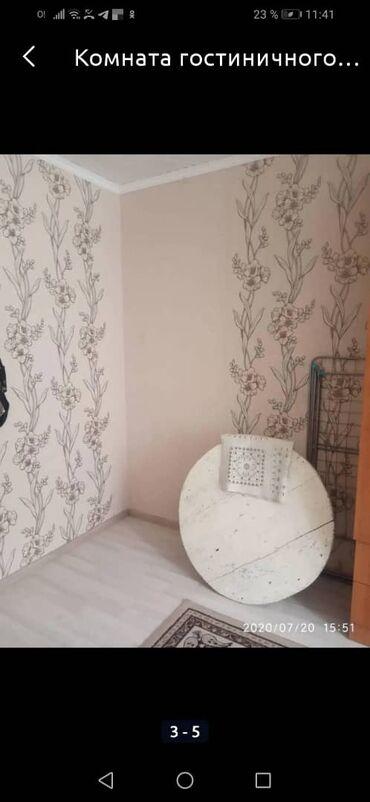 Продажа квартир - Бишкек: Общежитие и гостиничного типа, 1 комната, 12 кв. м С мебелью