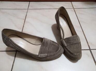 Antilop cizmuce - Srbija: Antilop cipele sa malom štiklom, broj 37 očuvane
