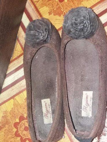 37 размер обувь в Ак-Джол: Срочно продаю балетки осеннего стиля Производство:ТУРЦИЯ размер