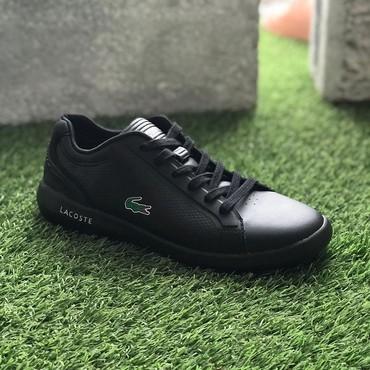 Кроссовки и спортивная обувь - Кок-Ой: Мужские кеды Lacoste