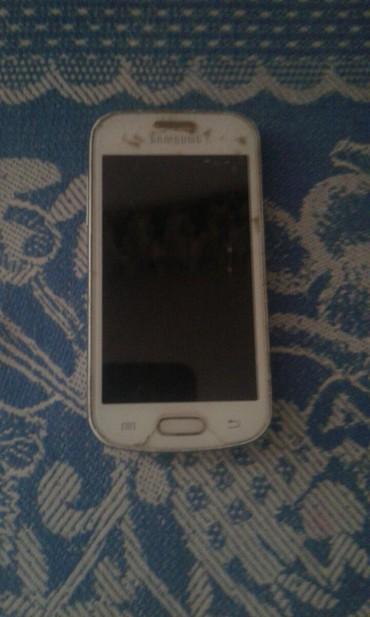 brand in trend в Кыргызстан: Samsung galaxy TREND б/у состояние 7/10 память 4гб треб ремонт