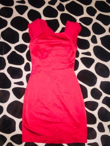 босоножки в горошек в Кыргызстан: Продаю платья, размер S(34-36). Черное с цветочками и красное, каждое