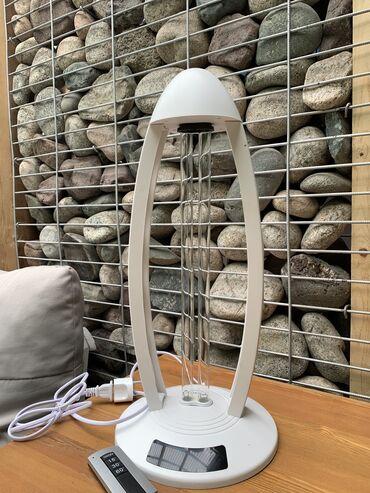 продажа лед ламп на авто в Кыргызстан: Бактерицидная лампа для обеззараживая воздуха На 40м2, с пультом управ