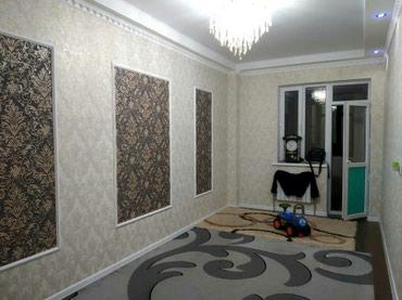 Продаю 3-х ком кв в Джале. 7/9. 73м2. с хорошим ремонтом. в Бишкек