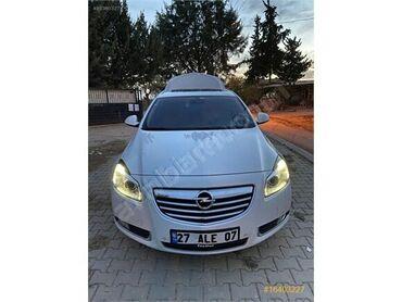 Opel Insignia 1.6 l. 2011   89000 km