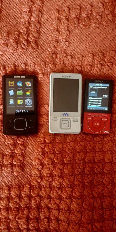 Мп3 плеер,sony,samsung,samsung-35m,Sony-25m,белый сони не рабочий-10м