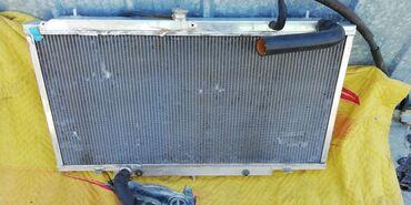 Автозапчасти и аксессуары - Бает: Автозапчасти радиатор охлаждения на ниссан патрол y61 в отличном