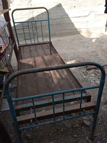 Продается железная кровать город Джалал-абад