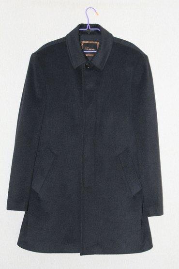 Продаю мужское кашемировое пальто б/у в Бишкек