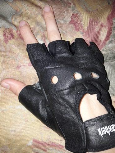 RAWBERK kožne rukavice. - Kraljevo - slika 3
