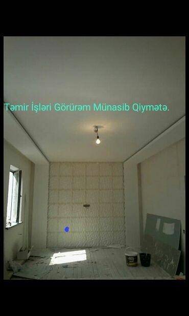 Услуги - Джейранбатан: Malyar işləri görürəm cibinizə uyğun