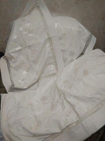 Постельное белье made in Turkey на 2х спалку пододеяльник+ 3 шт