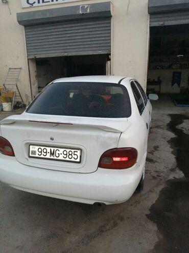 hundai accent - Azərbaycan: Hyundai Accent 1.6 l. 1995 | 457779 km
