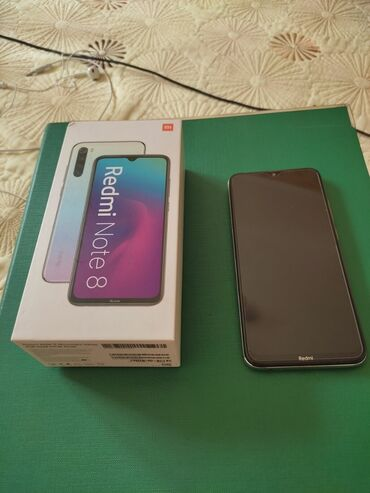 Электроника - Токмок: Xiaomi Redmi Note 8 | 64 ГБ