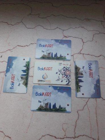 Digər - Azərbaycan: Bakı kart