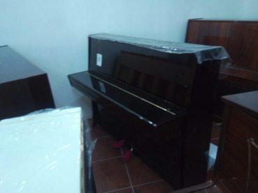 Gəncə şəhərində Petrof piano satilir Petrof firmasinin ən balaca həcmli alətidir