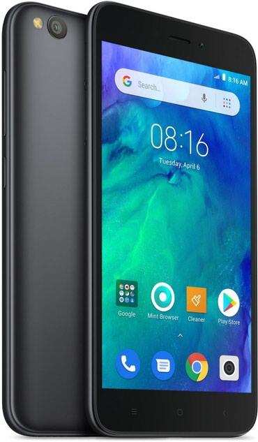 Xiaomi mi5 standard black - Azerbejdžan: Novo Xiaomi Redmi Go 8 GB crno