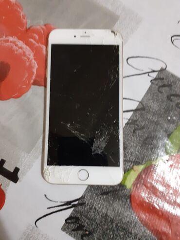 İşlənmiş iPhone 6 Plus 128 GB Qızılı