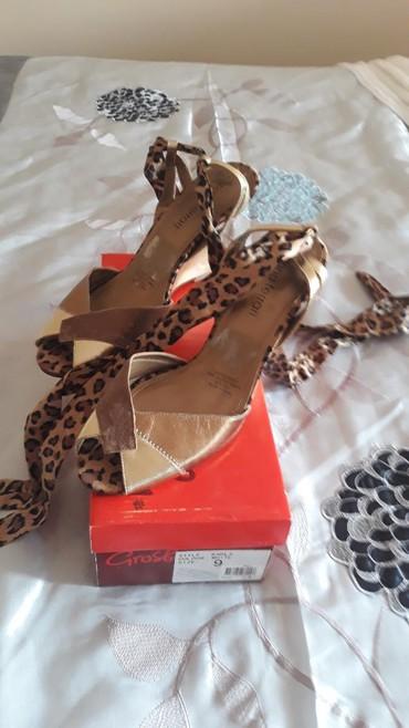 Velicina 40 kozne su kozne sandale - Varvarin