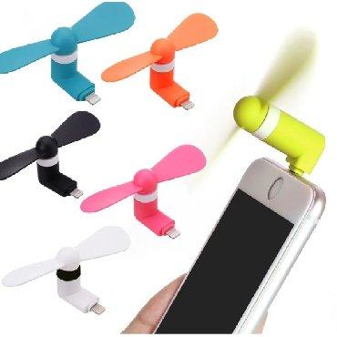 защитные пленки для мобильных телефонов в Кыргызстан: Вентилятор для мобильных телефонов.Type-c, Apple, Micro USB. Очень