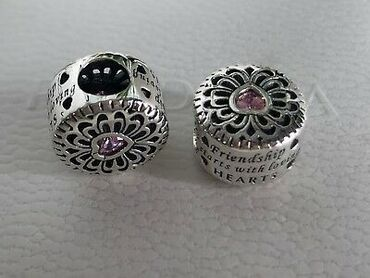 Carape sa prstima - Srbija: Nov Pandora Moments srebrni privezak 791955PCZ.Simbolizuje